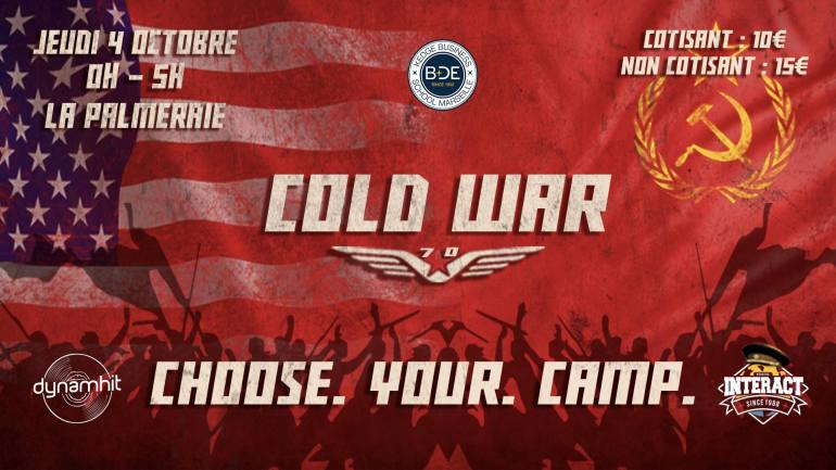 Couv Cold War